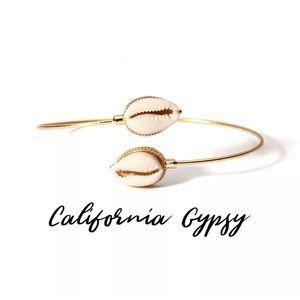 Conch Shell Arm Bracelet Cuff